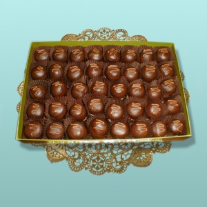 Amaretto Truffle Assortment - 1 Layer
