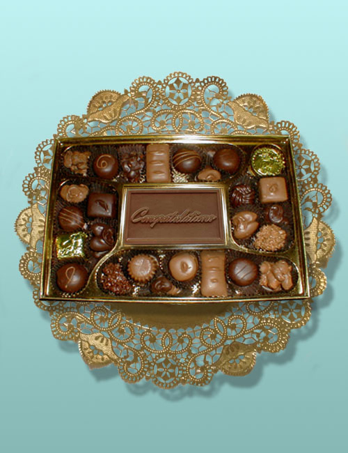 Congratulations Chocolate Assortment