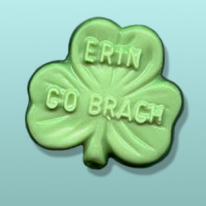 Chocolate Erin Go Bragh Favor