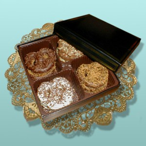 CHOCOLATE PRETZEL ASSORTMENTS