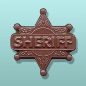 CHOCOLATE POLICE FAVORS