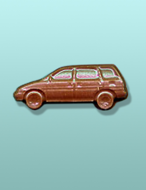 Chocolate Minivan Favor