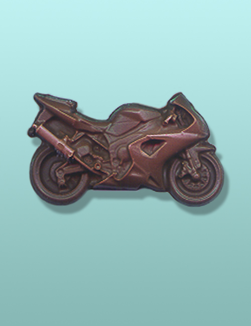 Chocolate Motorcycle Sports Bike Favor