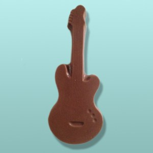 Chocolate Electric Guitar Medium Favor