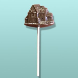 Chocolate House Lolly Favor
