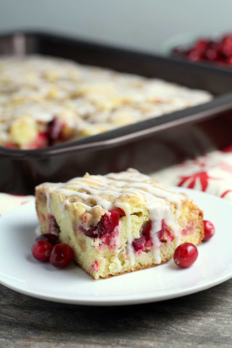 Cranberry Crumb Coffee Cake Chocolate With Grace