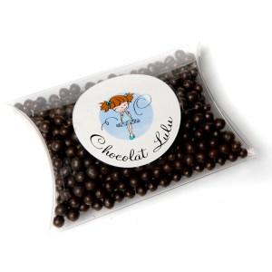 Perles crispy – chocolat noir