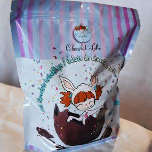 Petit Sac Chocolat Brisé