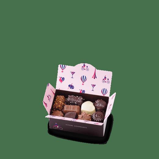 catalogue chocolat_catalogue de noel_chocatier français_bonbons_friandise de neuville