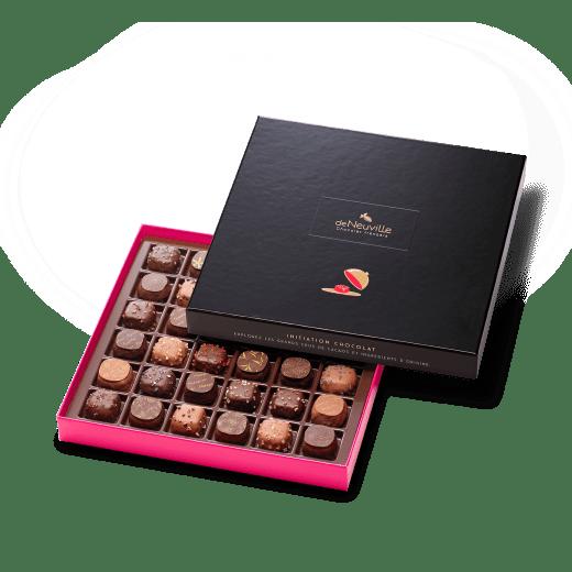 spécialités régionales chocolats_chocolats français_De neuville _nantes sud loire_st sébastien_chocolatier
