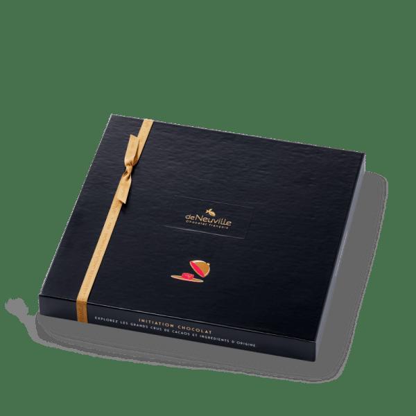 mini plaisir_chocolat_Mendiants_florentins_tuiles_mini rochers_amandes et noisettes enrobées