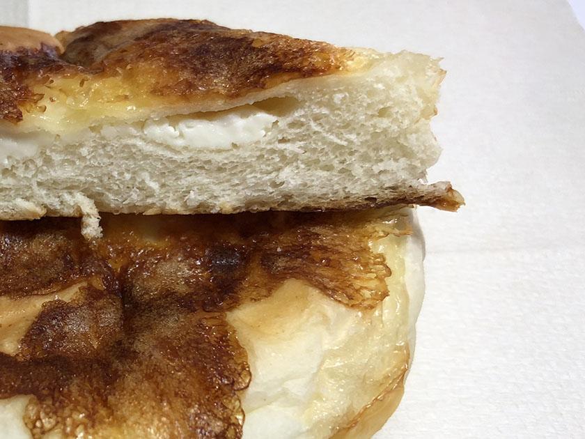 白いカマンベールチーズクリーム