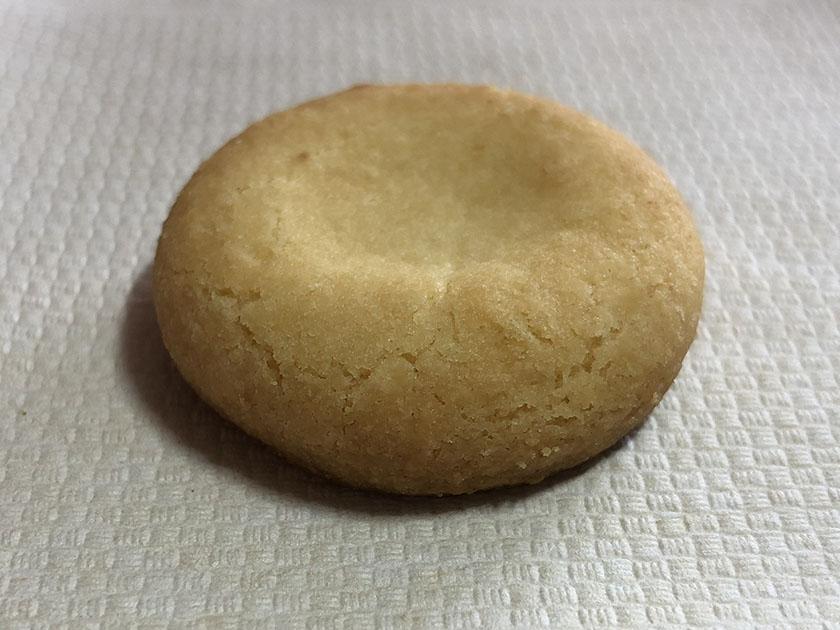 ふつうのクッキー