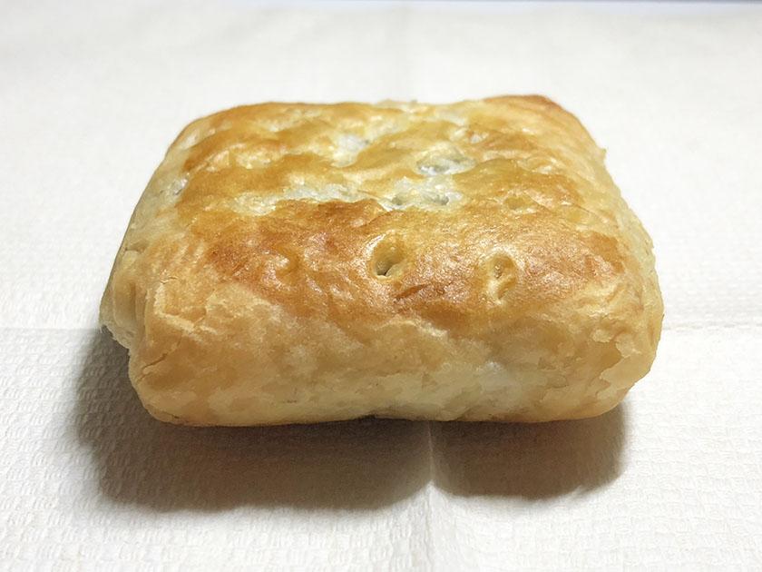 厚みのあるパイ菓子