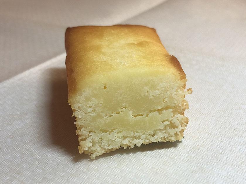 ナチュラルチーズの味強め