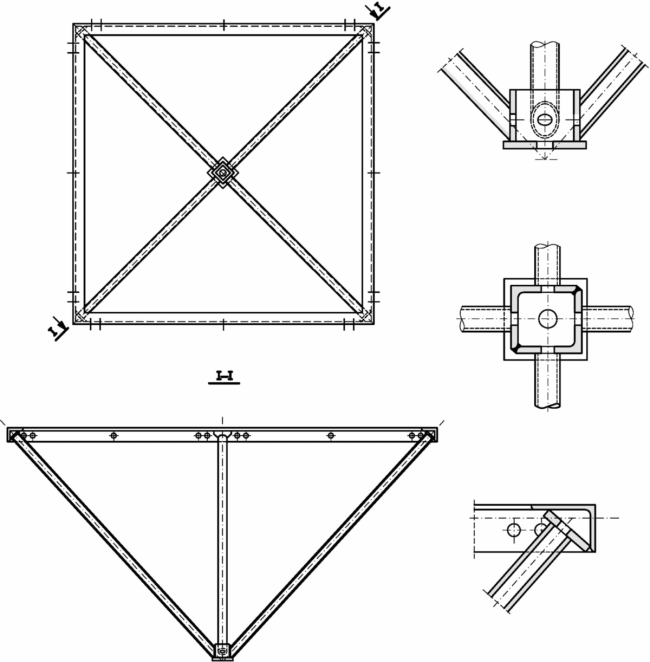 Piramidka Mostostal-boczny