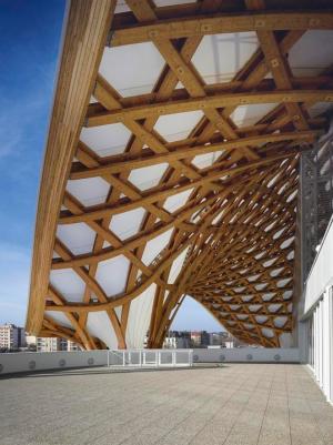 Centre Pompidou-Metz, (fragment)