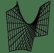 Paraboloida hiperboliczna A3