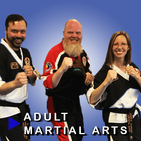 Adult HapKiDo Martial Arts