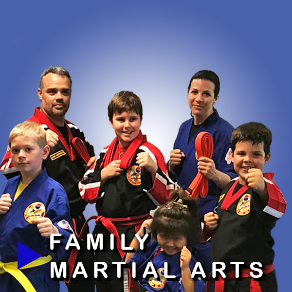 HapKiDo Family Martial Art Classes