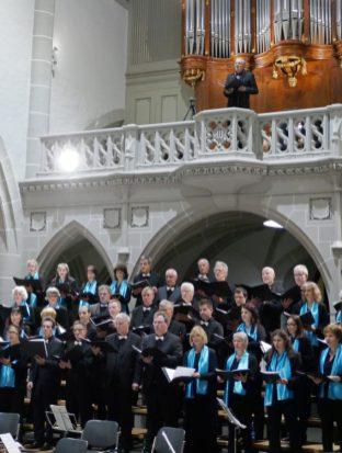 Ars Vocalis et Stephan Imboden