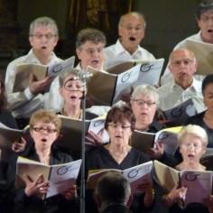 Choeur Tolosa chante Mozart et Haendel, 2014