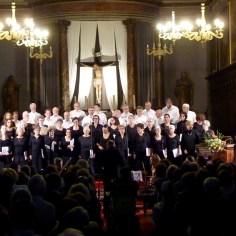 Concert, Mozart et Haendel, décembre 2014