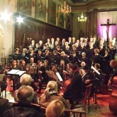 Orchestre Tolosa, Stabat Mater de Dvorak, décembre 2017