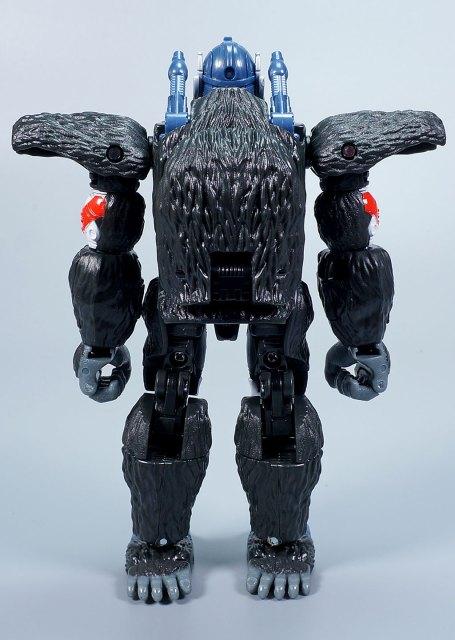 キングダム オプティマスプライマル ロボットモード