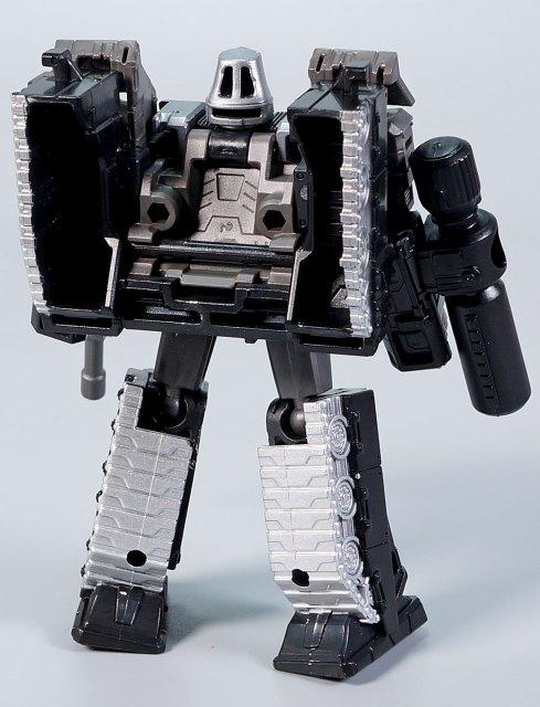 キングダム メガトロン ロボットモード