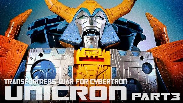 WAR FOR CYBERTRON ユニクロン