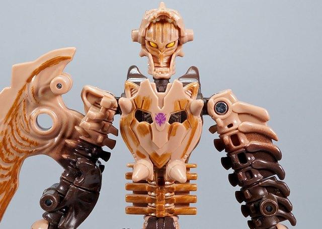 キングダム パレオトレックス ロボットモード