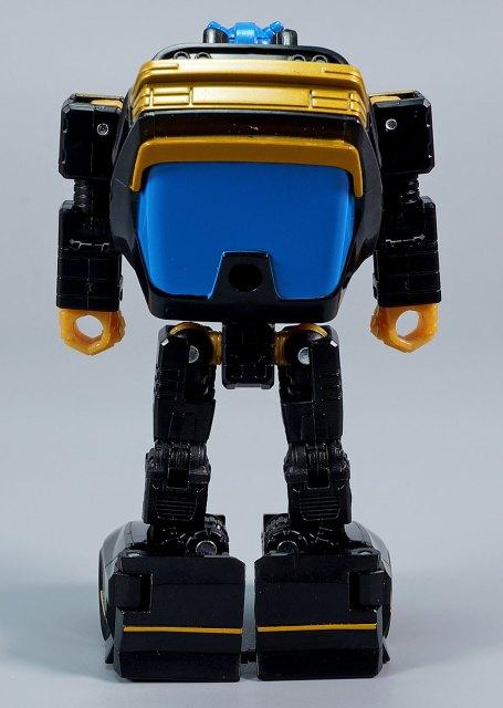 シャッタードグラスコレクション ゴールドバグ ロボットモード