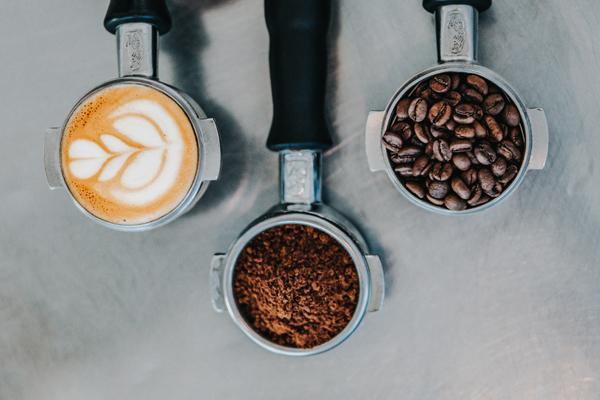 커피 빈, 커피 원드