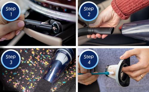 차량 핸디 청소기