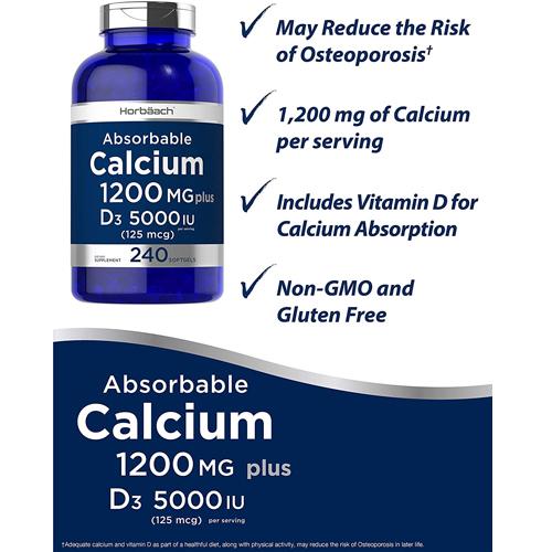 미국직구 흡수 잘되는 칼슘, 비타민D3