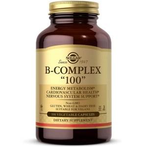 미국 직구 솔가 비타민 B 콤플렉스