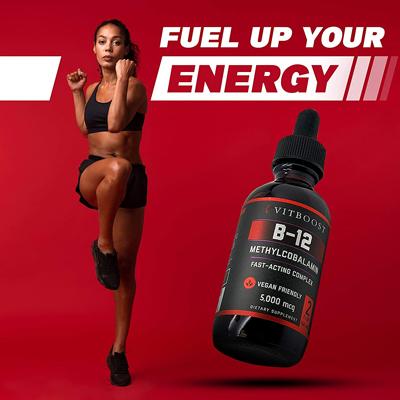 미국 직구 액상 비타민 B12