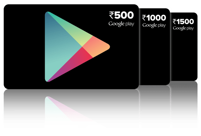Google Play Voucher