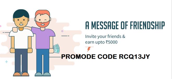freecharge referral program