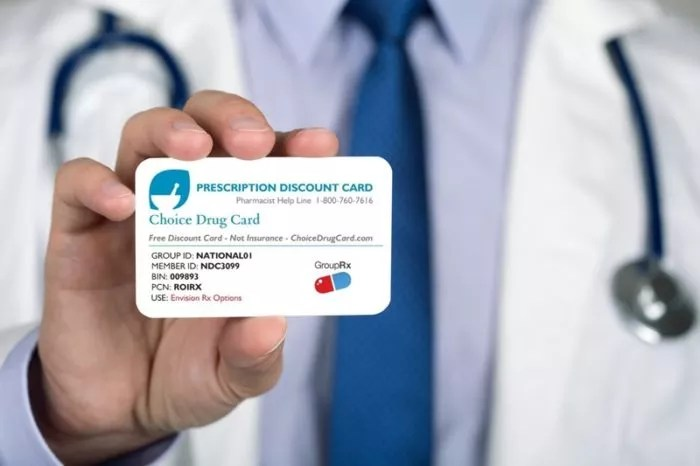 100 free prescription discount card - Free Prescription Card