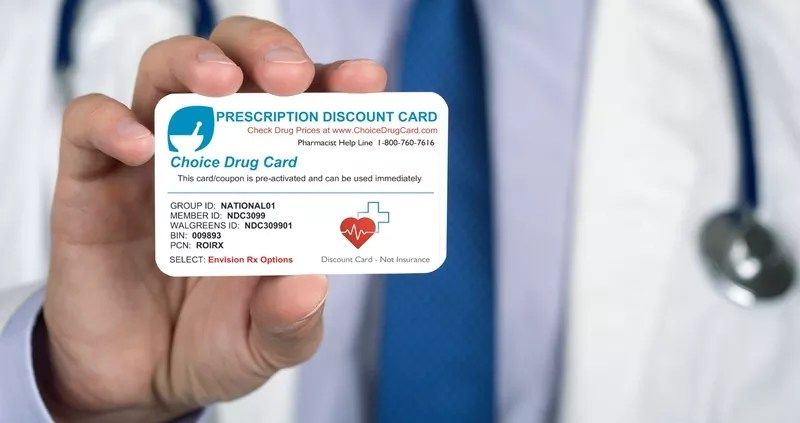 Prescription Discount Card - Choice Drug Card
