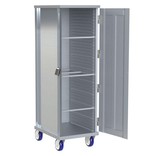 Heavy Duty 38 Pan Capacity with Solid Door