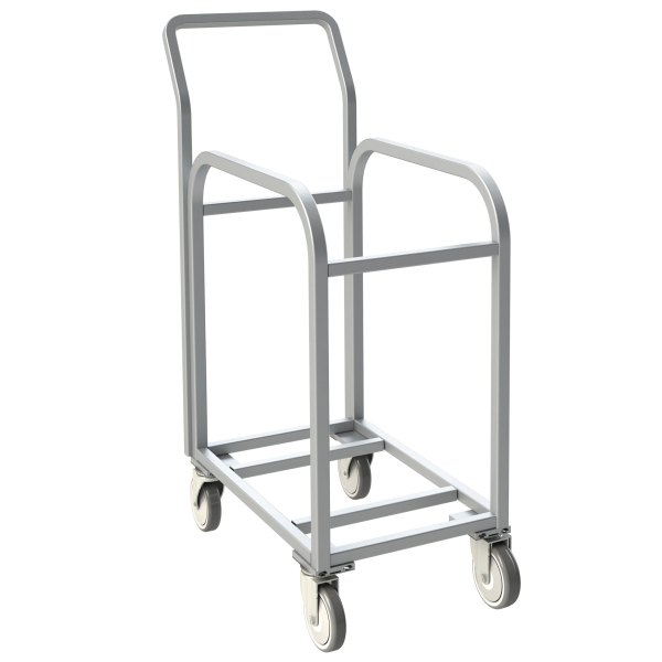Standard Duty 2 Lug Capacity with Handle