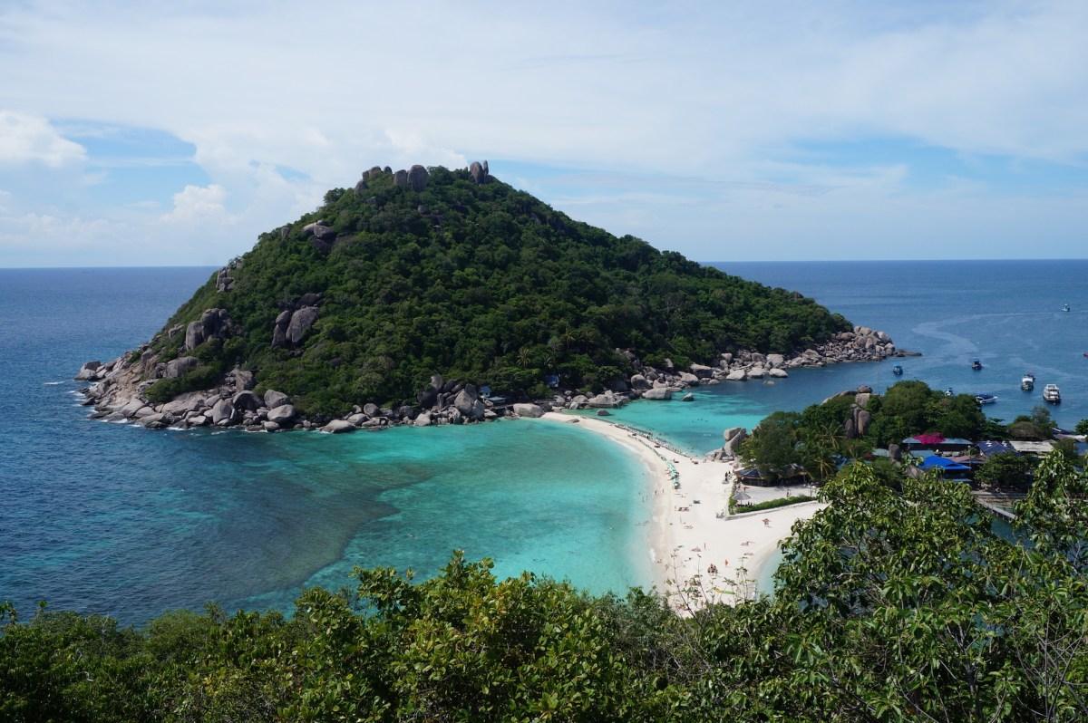 Koh Tao - Taucherparadies im Golf von Thailand