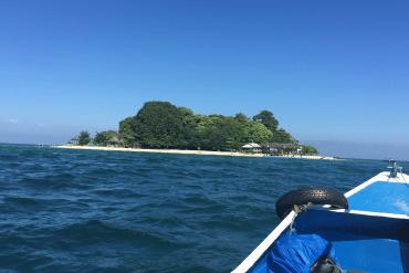 Pulau Samalona Indonesien