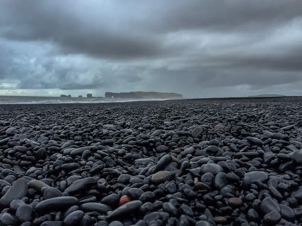 strand reynisfjara island