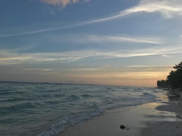 Alona Beach Philippinen