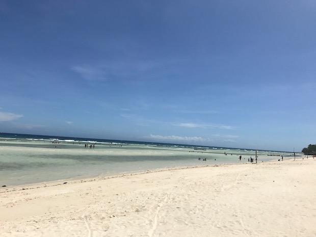 Anda White Beach Philippinen