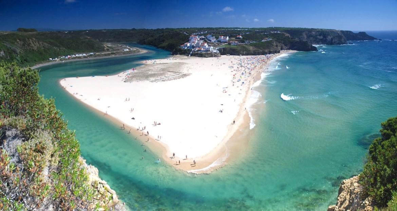 Praja de Odeceixe Algarve Portugal